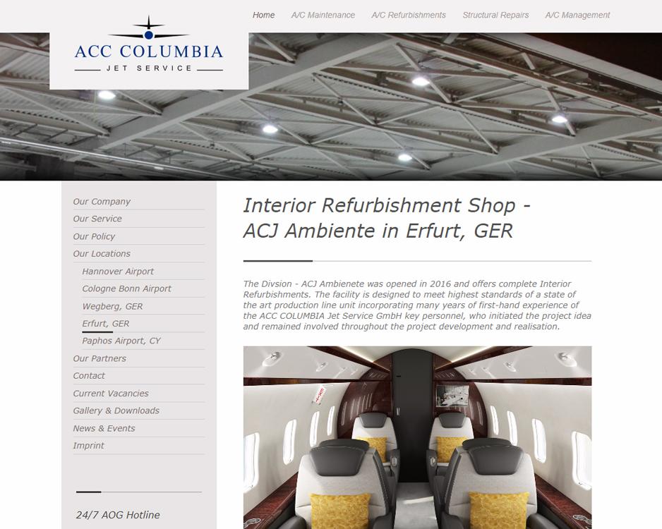 ACC Columbia Jet Service GmbH