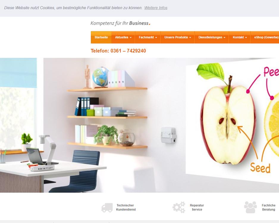 B&DT Bürofachhandel und Datentechnik GmbH