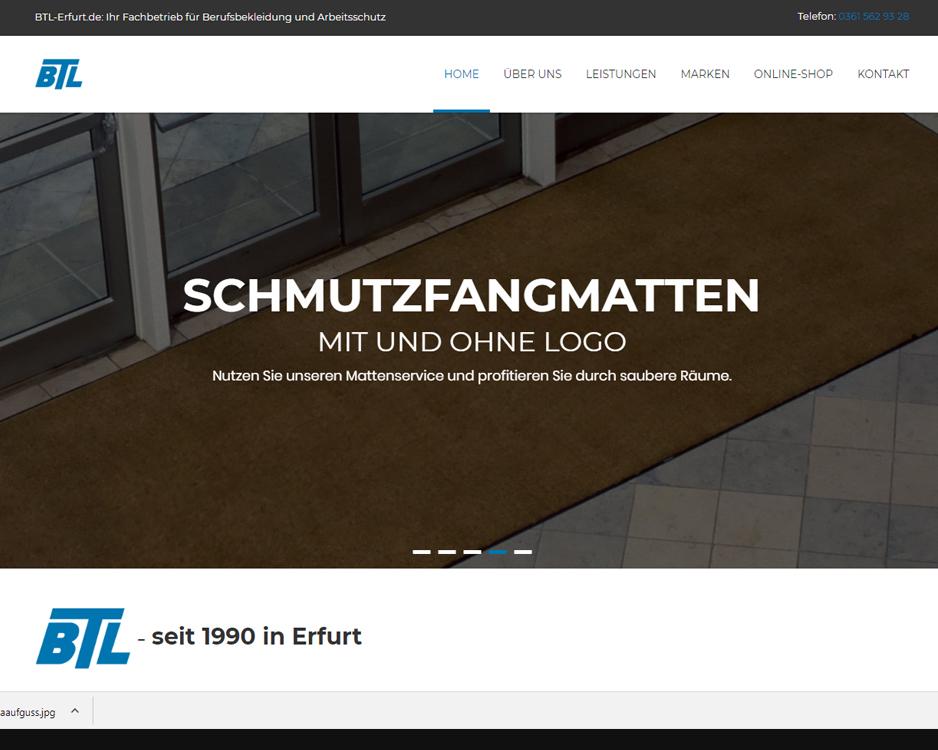 BTL Berufsbekleidung Erfurt