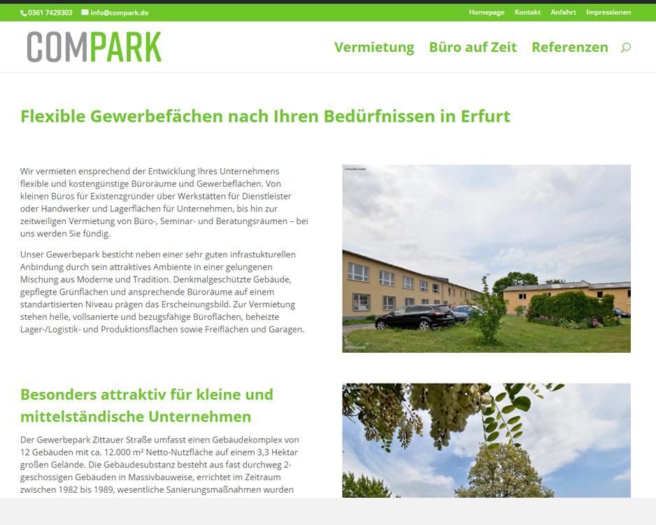 ComPark Gewerbepark Service GmbH