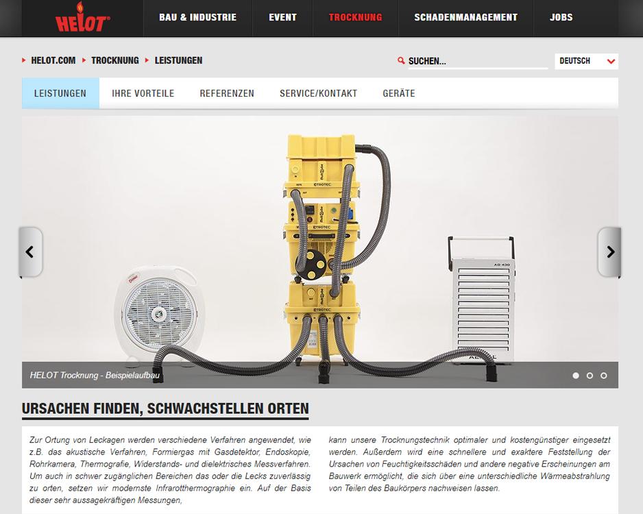Helot Heiz- und Austrocknungsgeräte GmbH