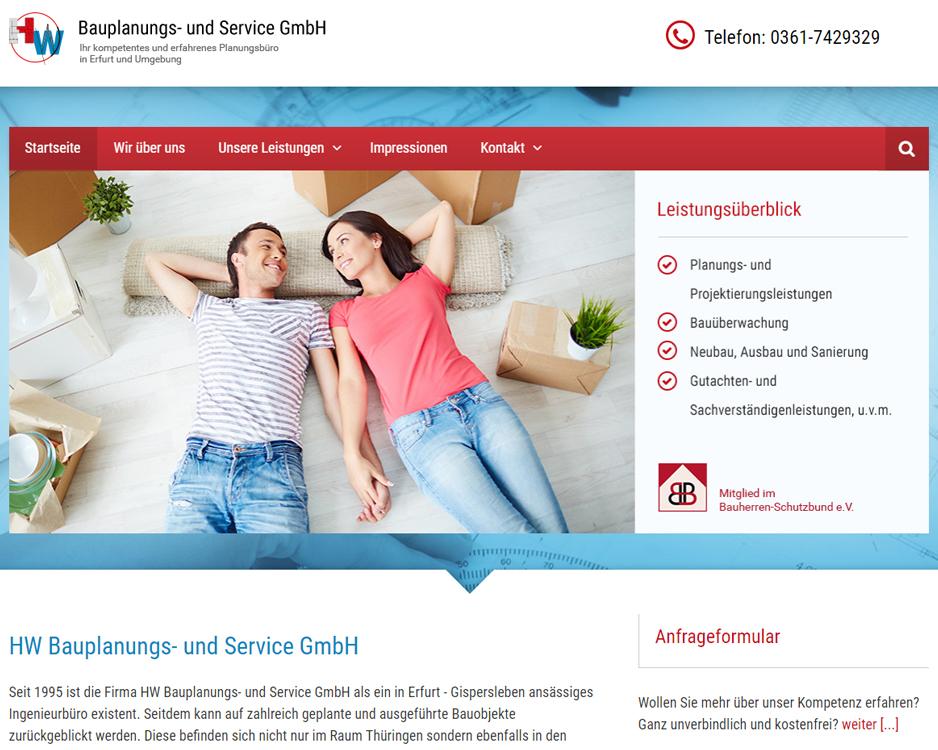 HW Bauplanungs- und Service GmbH