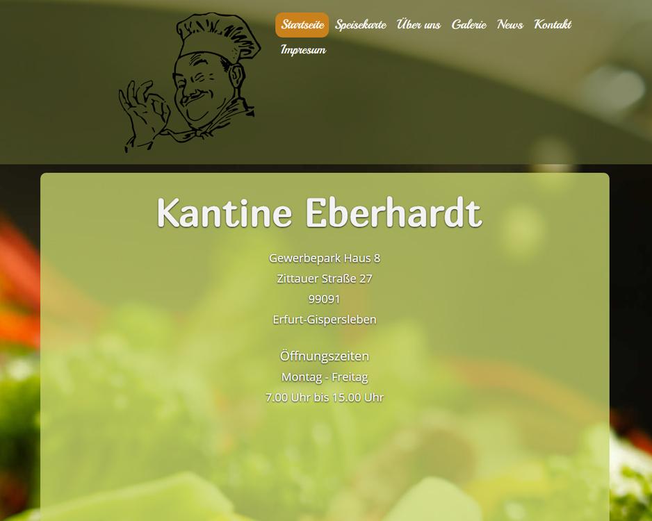 Kantinen- und Plattenservice Eberhardt